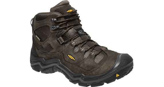 Keen Durand Mid Hiking Shoes Men Cascade Brown/Dark Earth